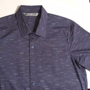 Travis Mathew Button Up Shirt